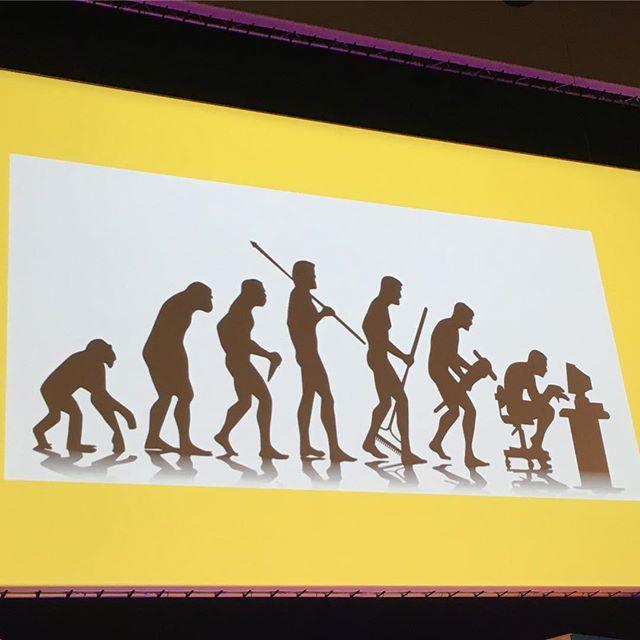Evolutionen enligt