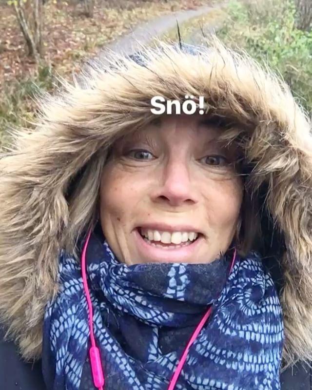 Snö! ️