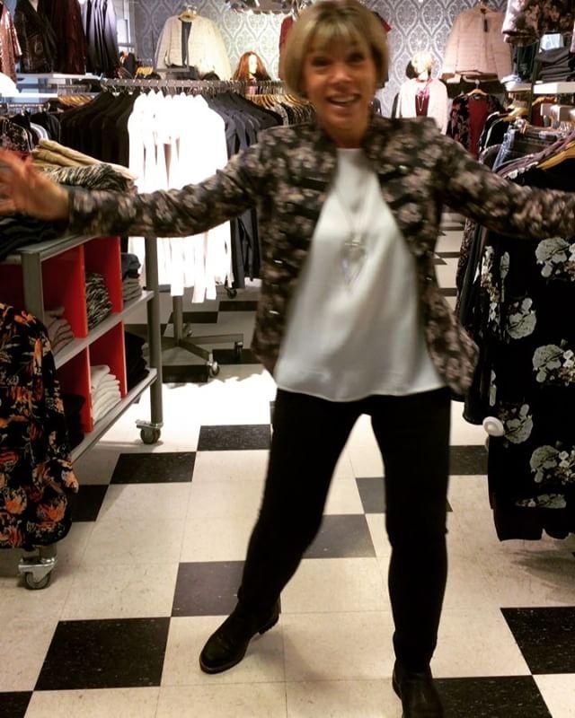 När man kommer in i Nettans butik och kläderna bara hoppar upp på en. Den känslan.