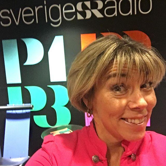 Snart i en radiokanal nära dig. Radio P4 Jämtland. 16.15. Undrar vad de ska fråga! Alltid lika spännande.