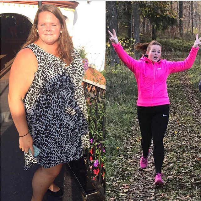 Under förra året gjorde jag en del fina intervjuer med människor som har gjort en hälsoresa och förändrat sina liv. Några av dem har gått ner mycket i vikt. Och de håller vikten. Hur har de gjort? Hur har de tänkt? Och hur mår de på insidan? Eftersom många vill göra en nystart så här i januari tänkte jag bjuda på favoriter i repris. Och börjar med underbara @rosenfrida . Hon har gått ner hela 65 kilo. Och min fråga blev därför just det där som alla undrar: Blir man lyckligare av att gå ner 65 kilo? http://www.vardagspuls.se/kropp--halsa/blir-man-lycklig-av-att-ga-ner-65-kilo/