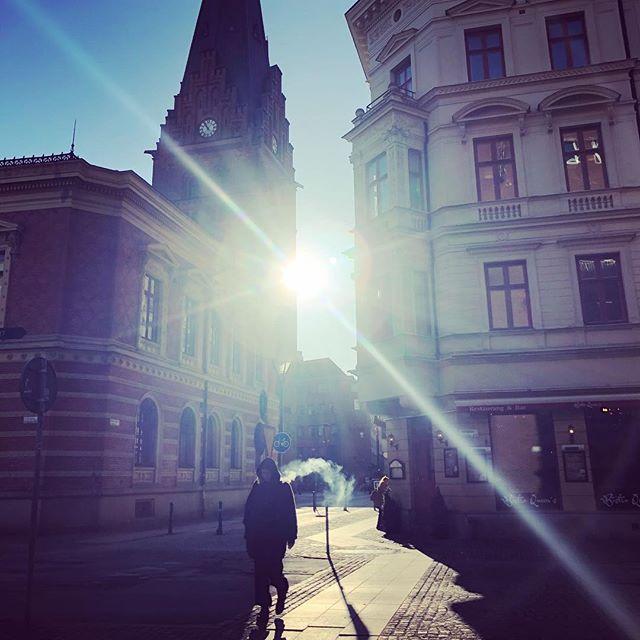 Malmö i mitt hjärta. ️