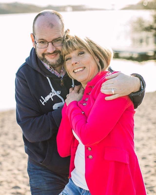 Så tacksam över att vara gift med den här killen. Foto: @julianawiklundcorporate