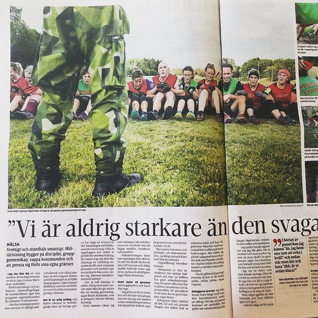 Teamwork. Vad är det? Hur lär man sig det? Kamratskap. Solidaritet. Träningsglädje. Mitt bästa svar är Nordic Military Training. @nordicmilitarytraining