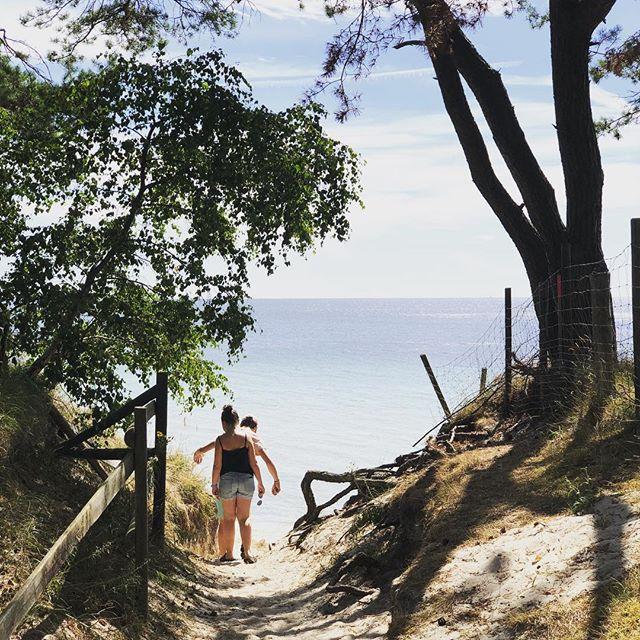 Vi bor precis vid stranden. ️ Paradis.